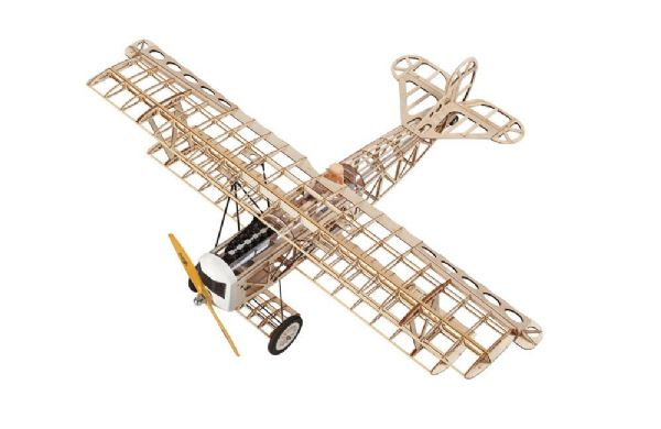Super Flying Model Fokker DVII EP Kit by Ripmax